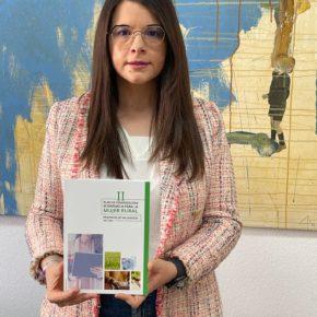 La Diputada de Empleo, Desarrollo Económico, Turismo y Participación, Gema Gómez, presenta el II Plan de dinamización para la Mujer Rural